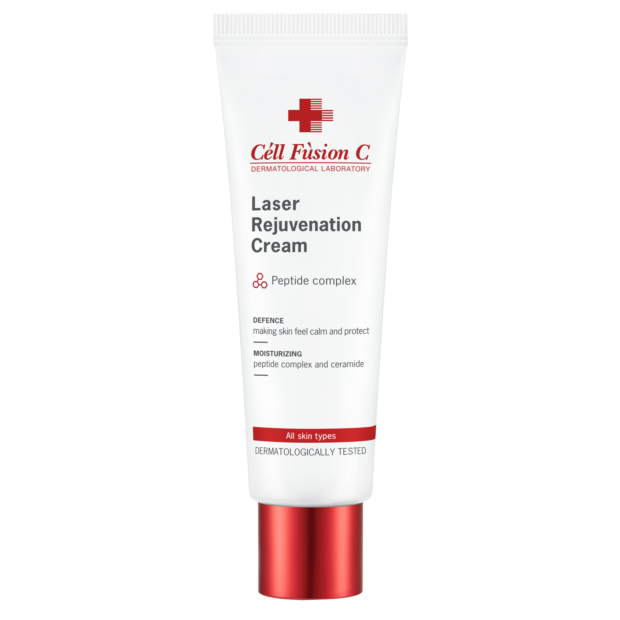 laser rejuvenation cream new